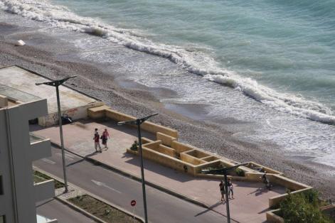 Το αντλιοστάσιο στα Κρητικά για το οποίο εξαντλήθηκε η υπομονή των κατοίκων